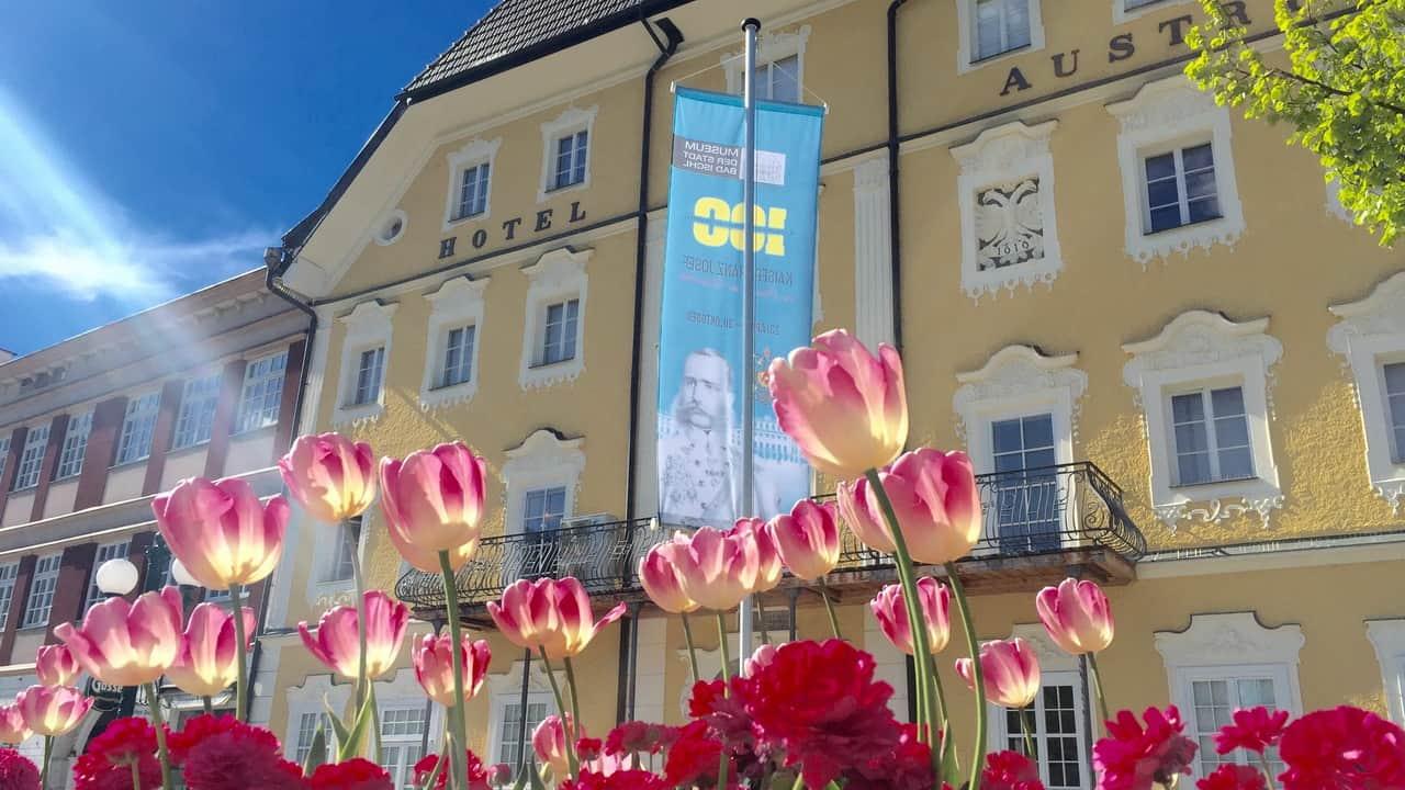 Exempelboende i Bad Ischl - Hotel Austria Semester i Österrike