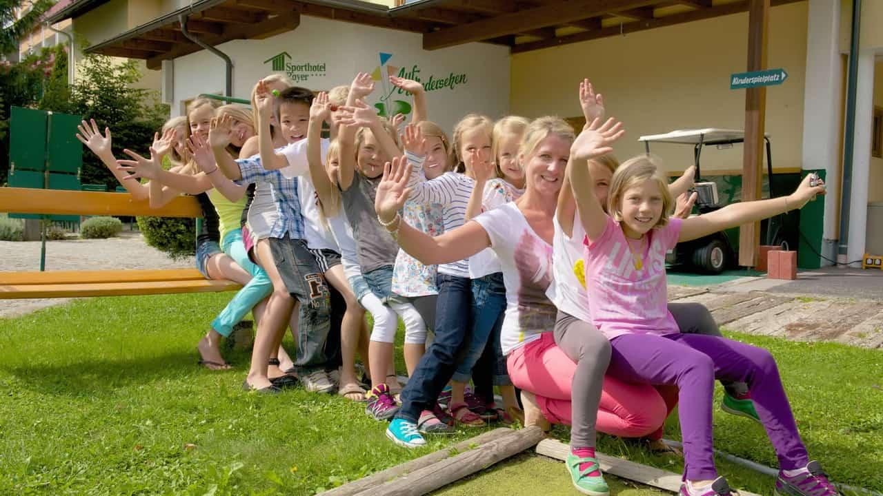 Barn på Sporthotel Royer i Schladming - Boende med Austria Travel
