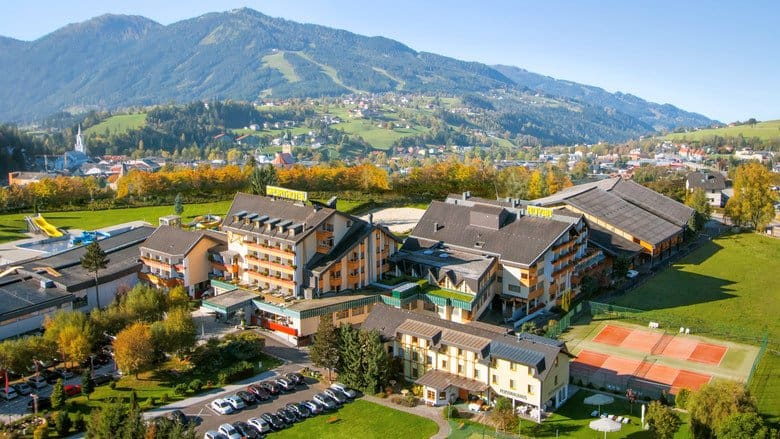 Sporthotel Royer i Schladming