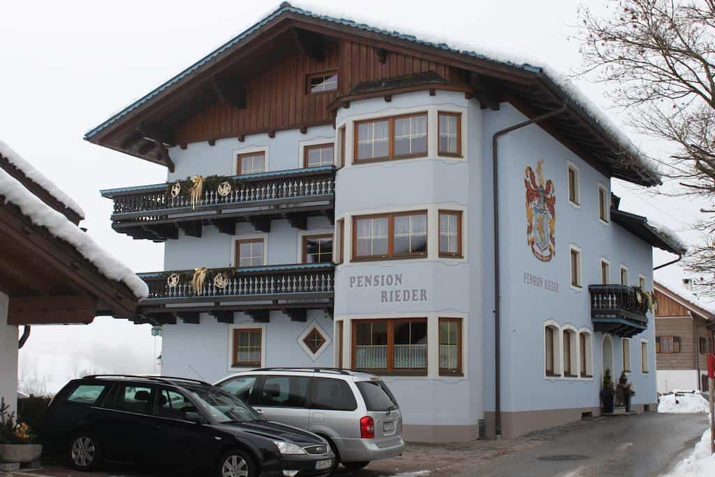Pension Rieder i Leogang