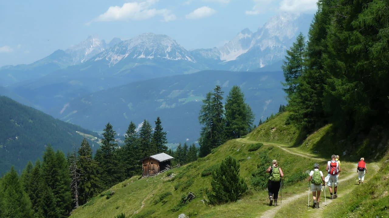 På väg ner till Schladming © Austria Travel - Rusner