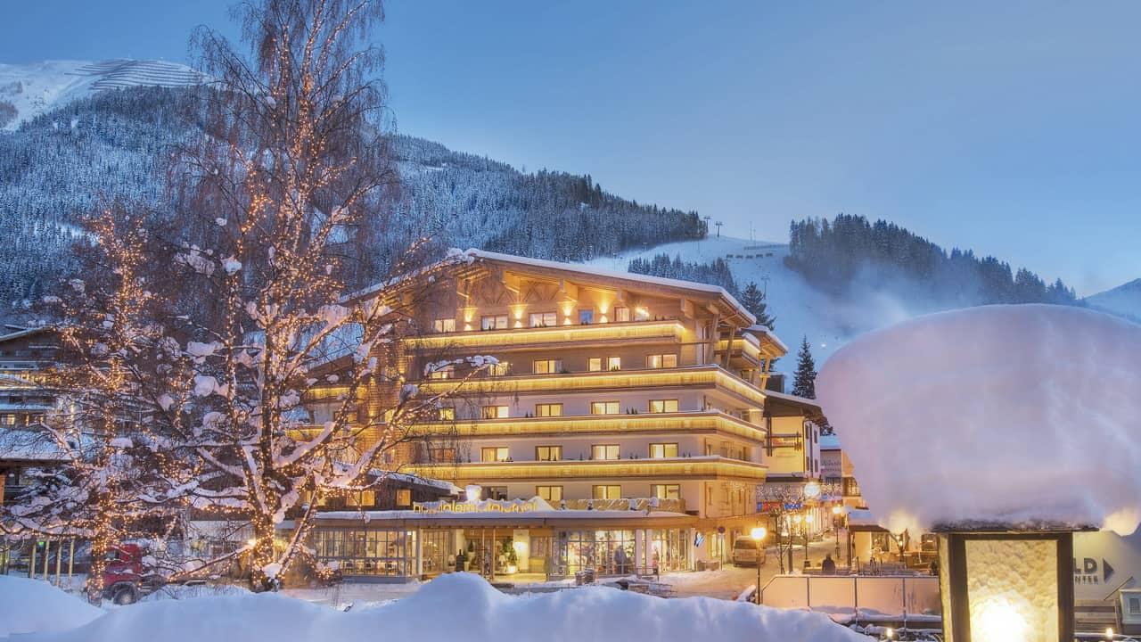 Skidresa till Glemmtalerhof med Austria Travel
