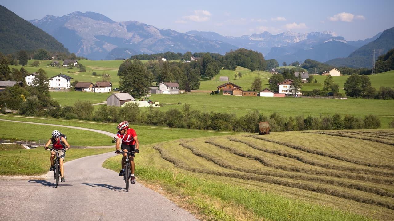 Salzkammergut Radweg - semester cykelsemester i Österrike med Austria Travel