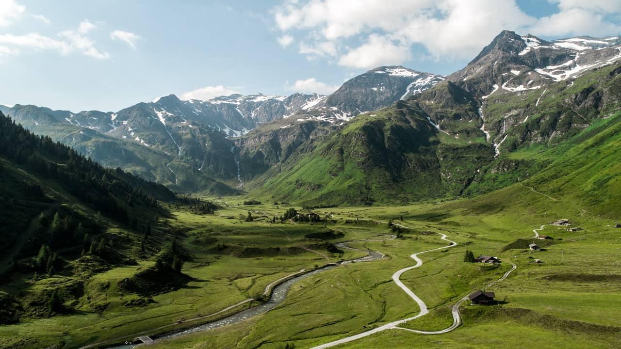 Gasteinertal Semester i Österrike