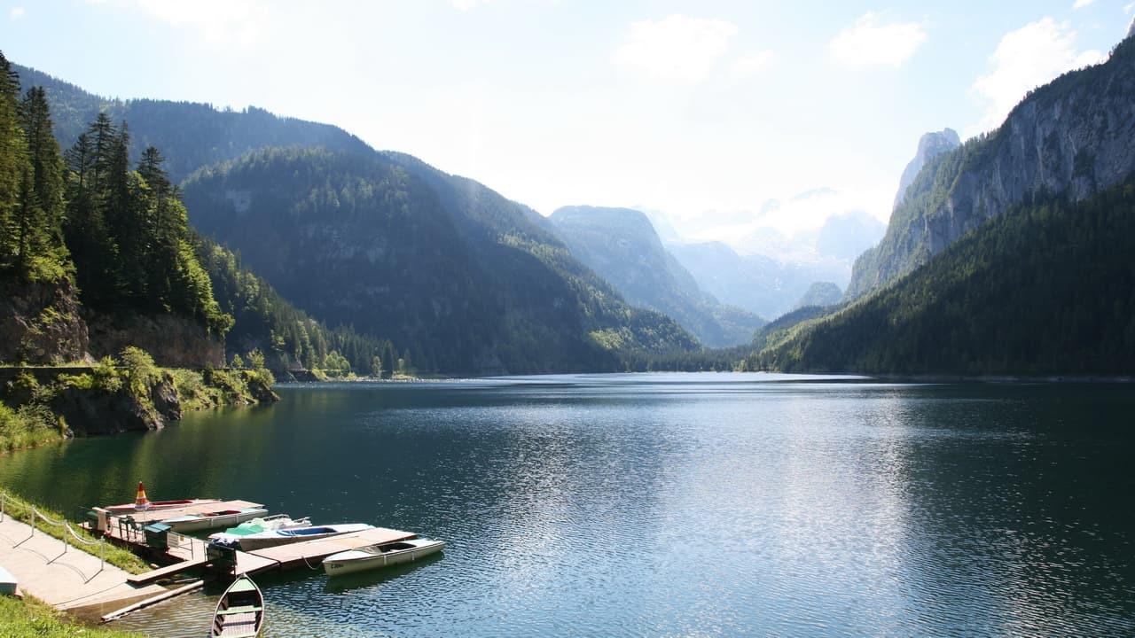 Gosaussee Semester i Österrike