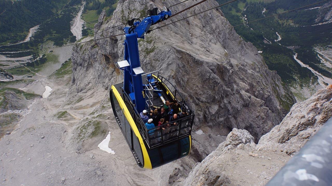 Dachstein panoramakabin Semester i Österrike