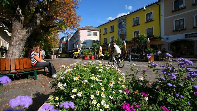Vandra i Schladming Österrike - Austria Travel