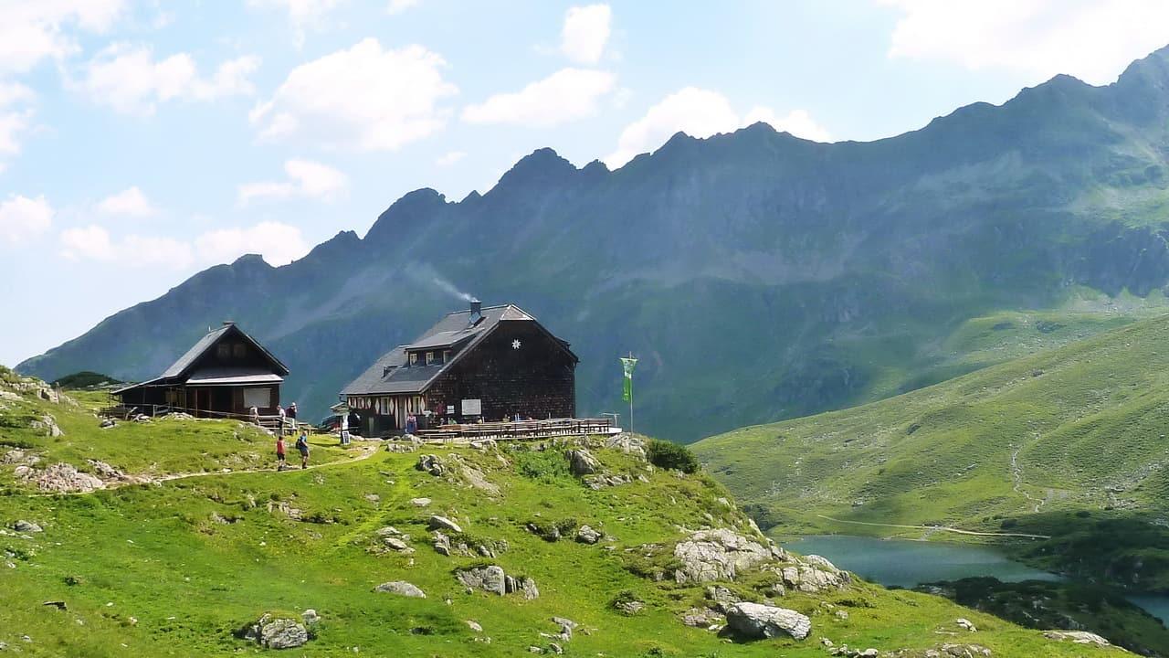 Boende på Ignaz-Mattis-Hütte © Austria Travel - Rusner