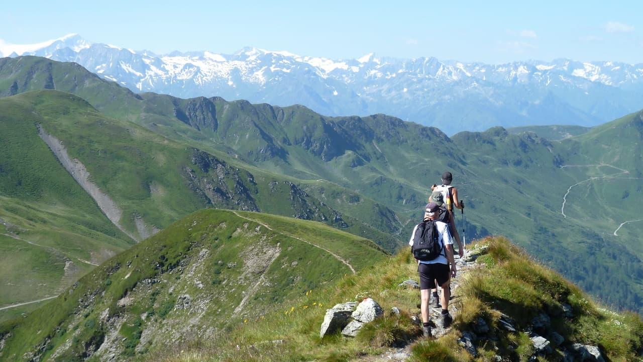 Kamvandring © Austria Travel - Rusner