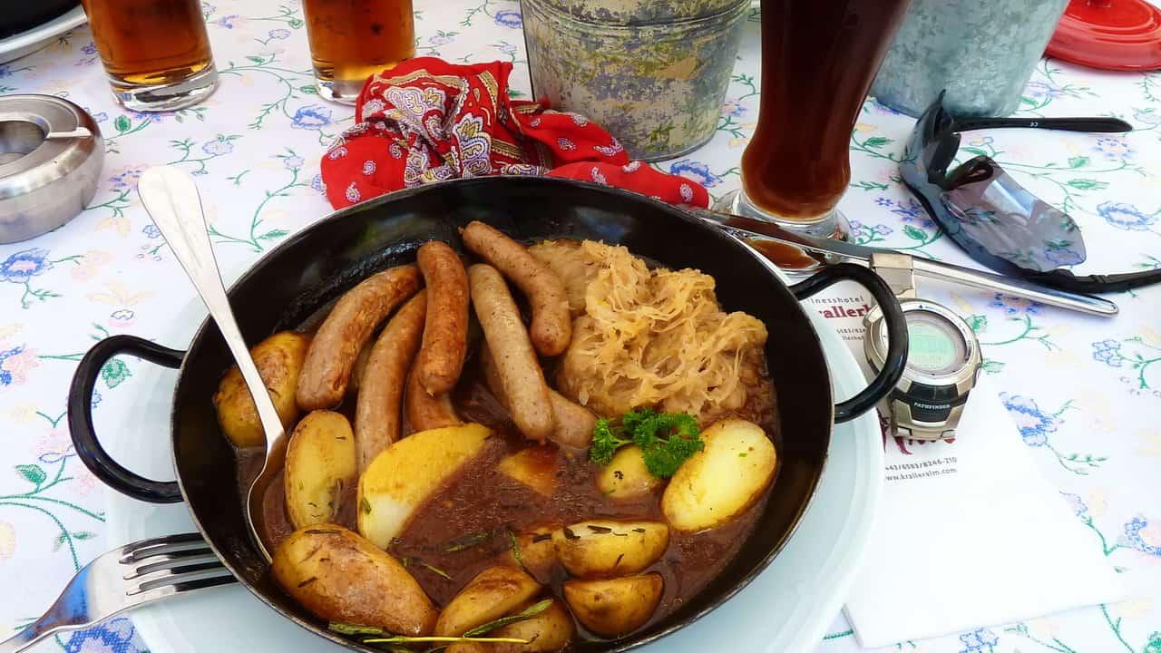 Kulinariska uppenbarelser Semester i Österrike med Austria Travel