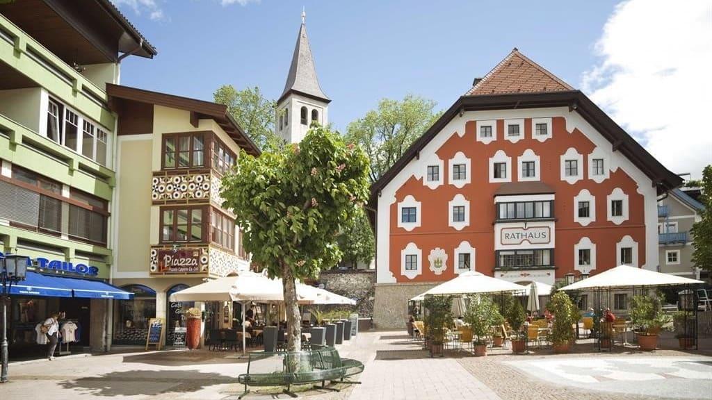 Vandra vid Zell am See Saalfelden Austria Travel
