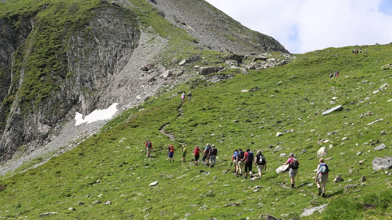 Vandra i vackra Zillertal Semester i Österrike