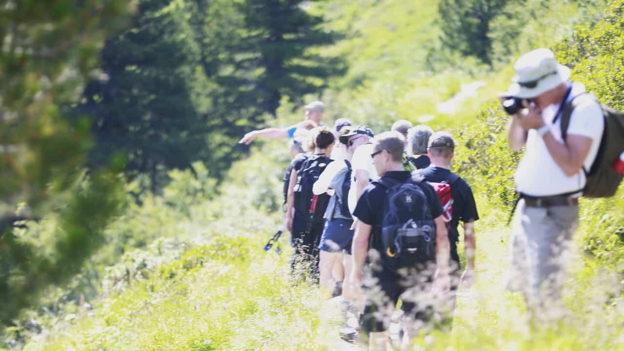 Zillertal fotosession Semester i Österrike