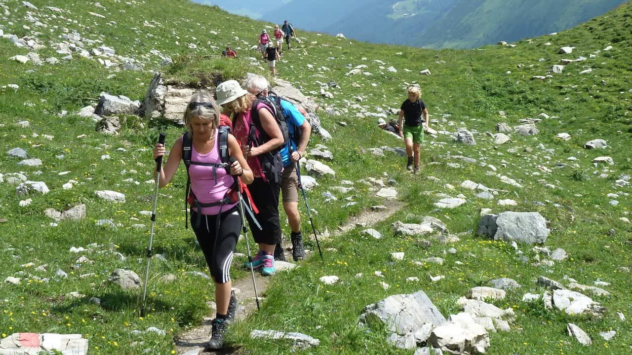 Vandra i Zillertal © Austria Travel - Rusner Semester i Österrike