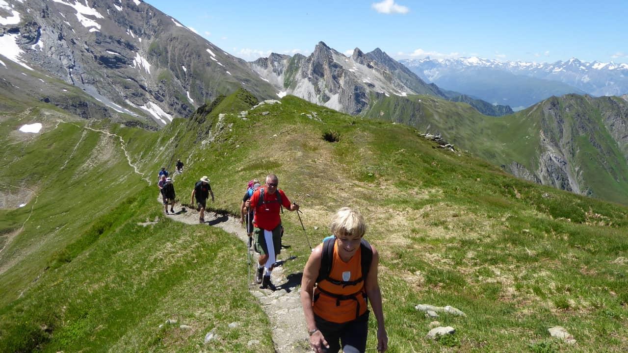 Uppåt © Austria Travel - Rusner Semester i Österrike Zillertal