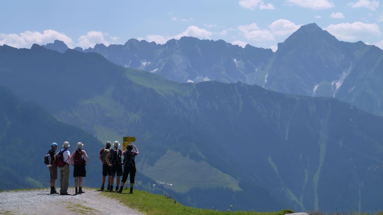 vandringsresor vandra austria travel