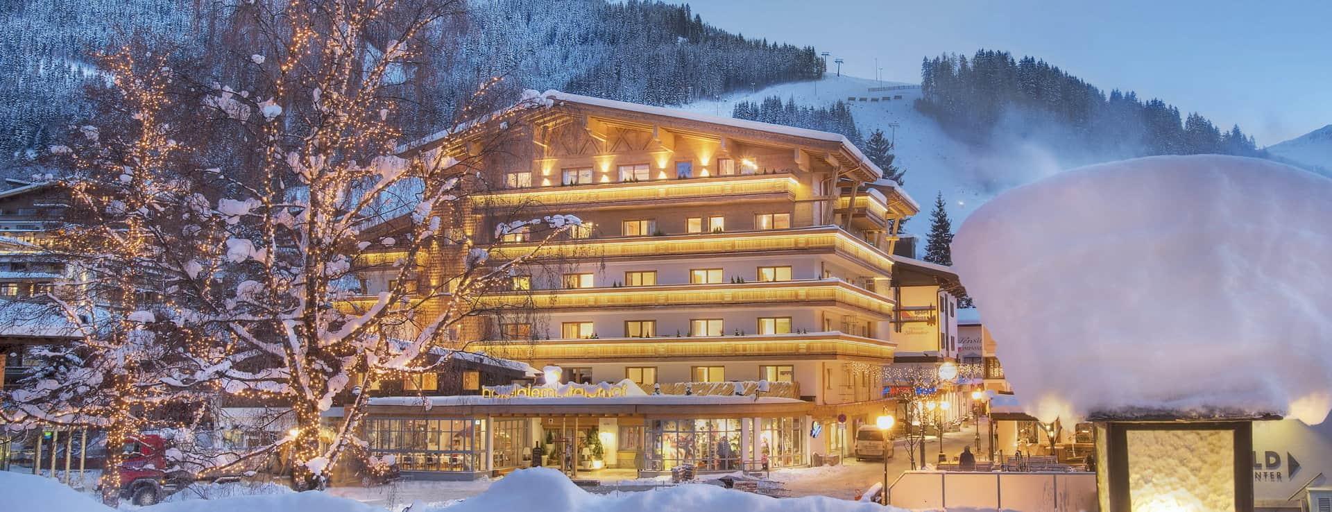 Hotel Glemmtalerhof 4****Superior i Hinterglemm