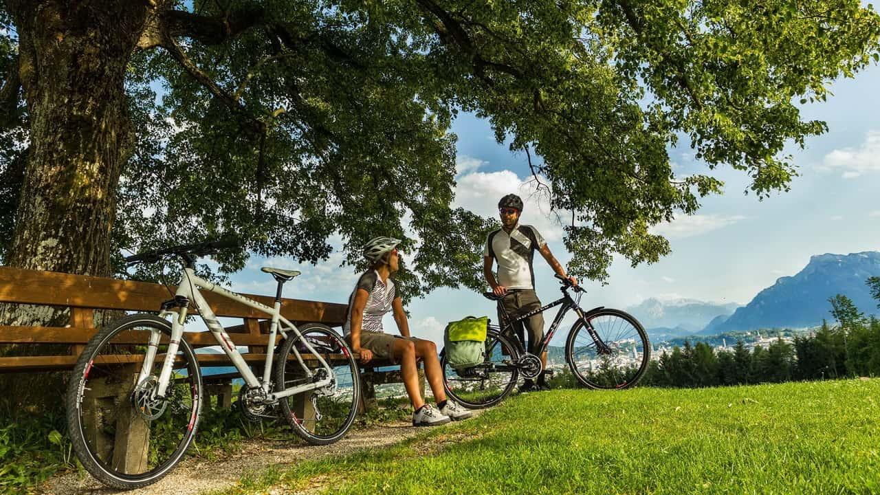 cykelresor österrike på egen hand Austria Travel