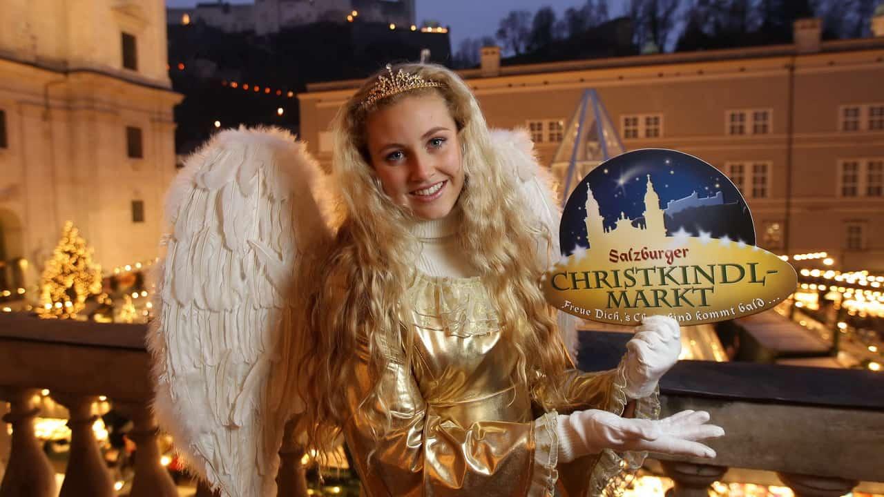 Christkindl adventsmarknad julmarknad Salzburg