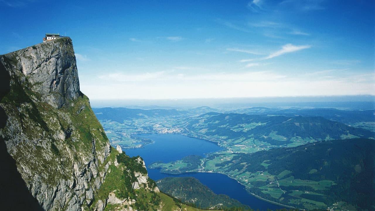 Vandring i Salzkammergut med Austria Travel: Mondsee - blick från Schafberg