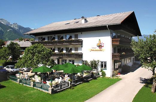 Semester vid Wolfgangsee med Austria Travel Gasthof Zinkenbachmühle