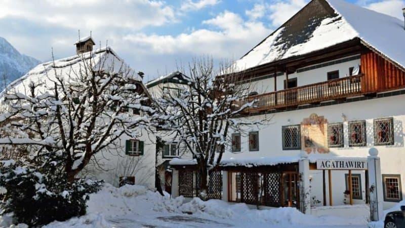 Landhotel Agathawirt i Bad Goisern
