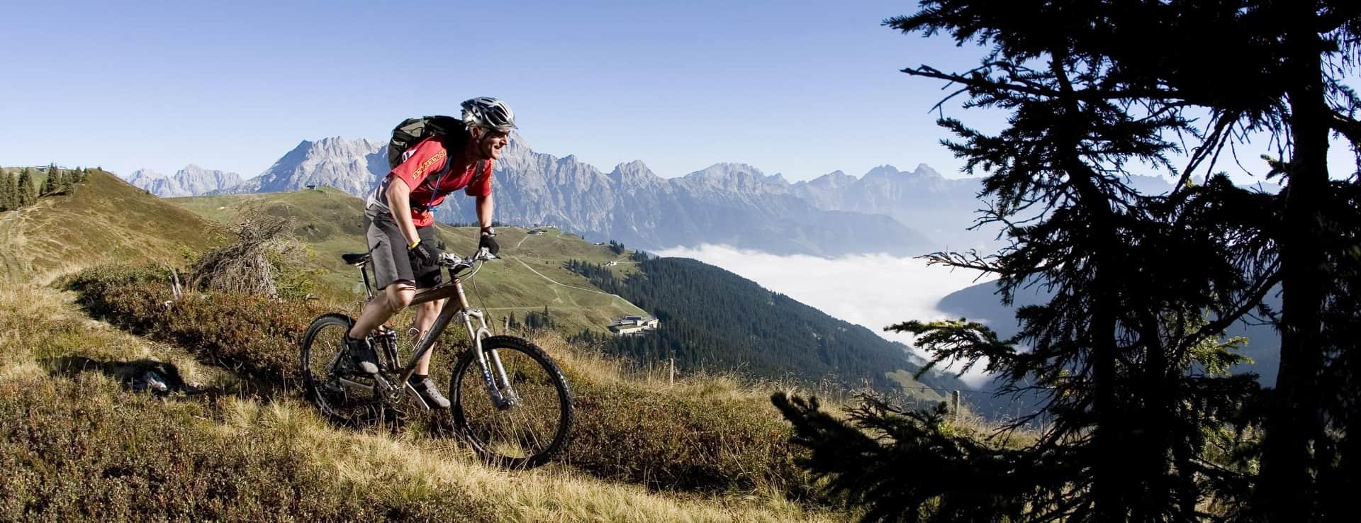 MTB Biketour King Dachstein Österrike