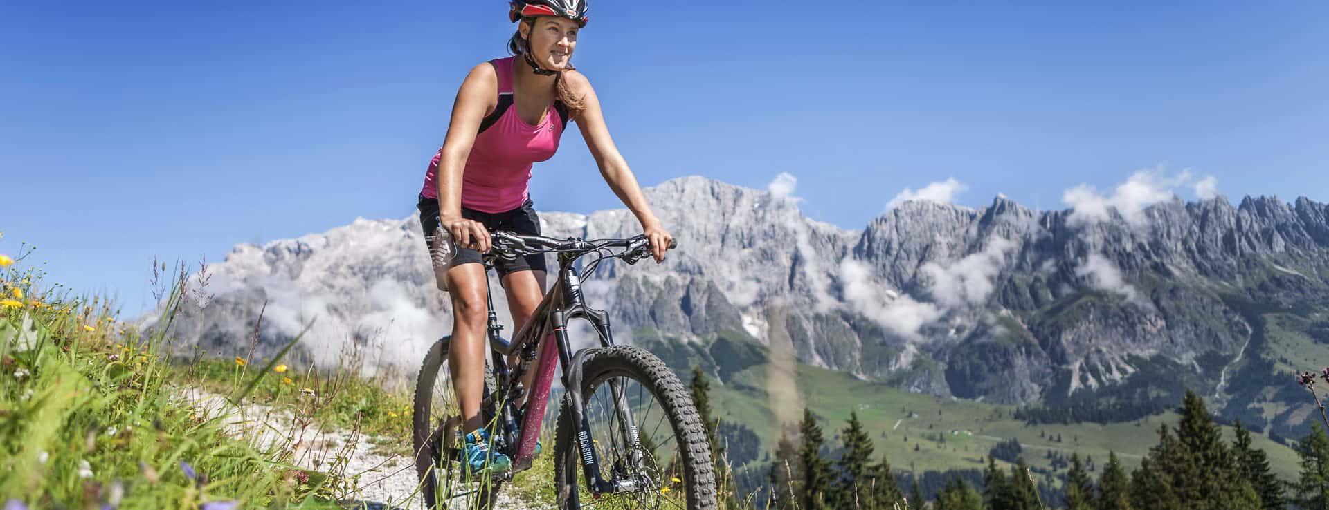 Cykelresa MTB egen hand