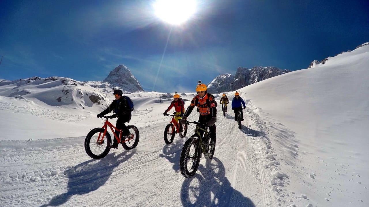 Alpin fatbike Schladming