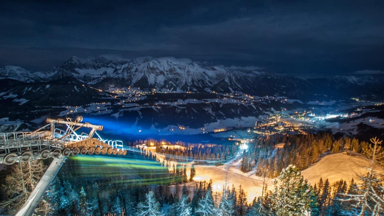 Ett paradis för vintersport - Schladming