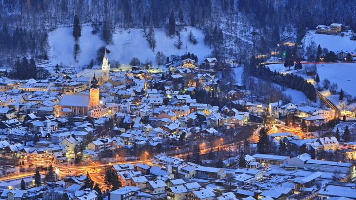 Schladming by dawn grupp konferens