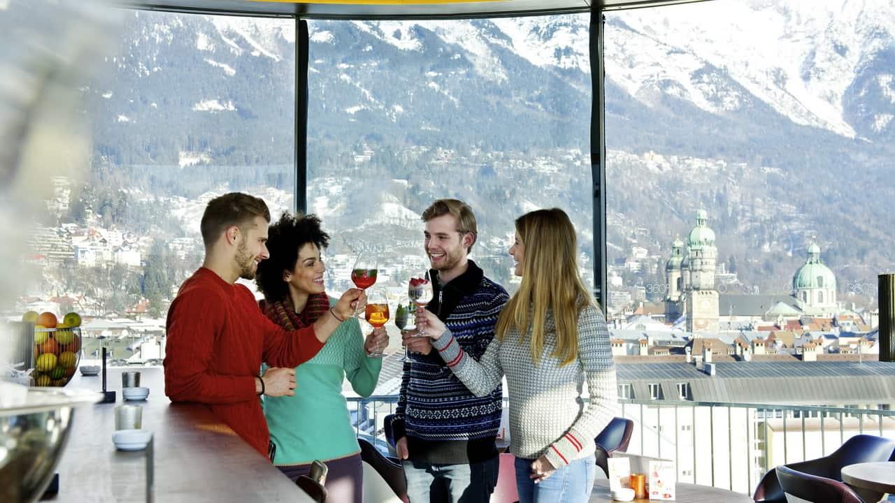 Grupp & konferens i Innsbruck - Austria Travel - 360° Café Lichtblick