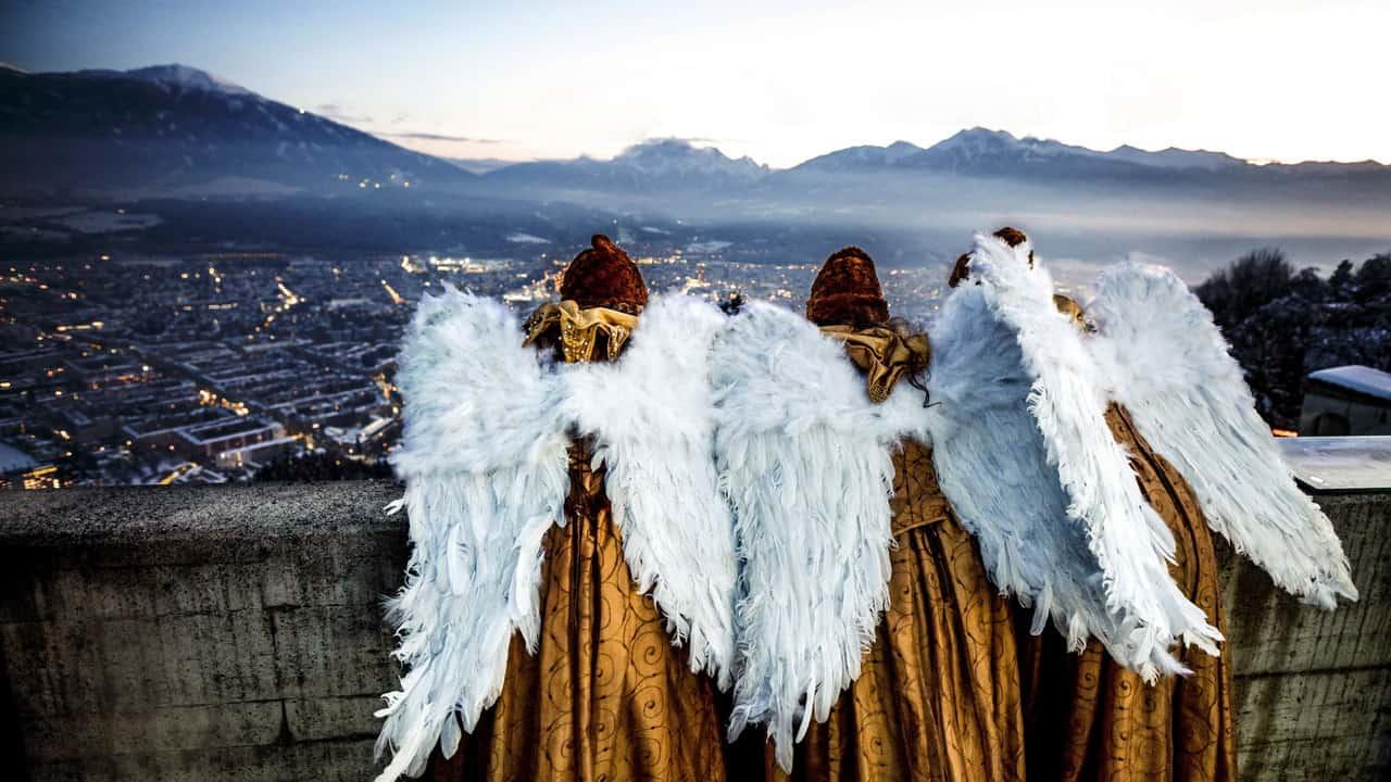 Julänglar Innsbruck konferensresa gruppresa