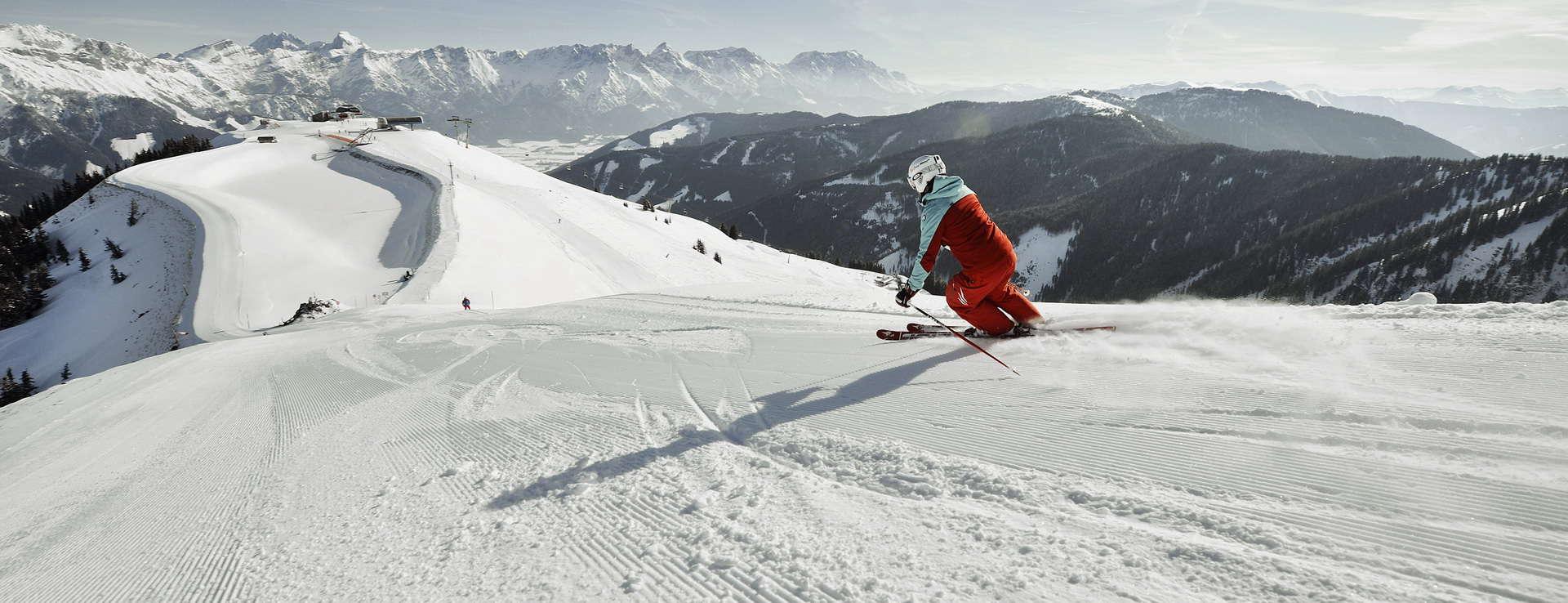 Skidresa - skidsemester till Österrike - Asitz Leogang