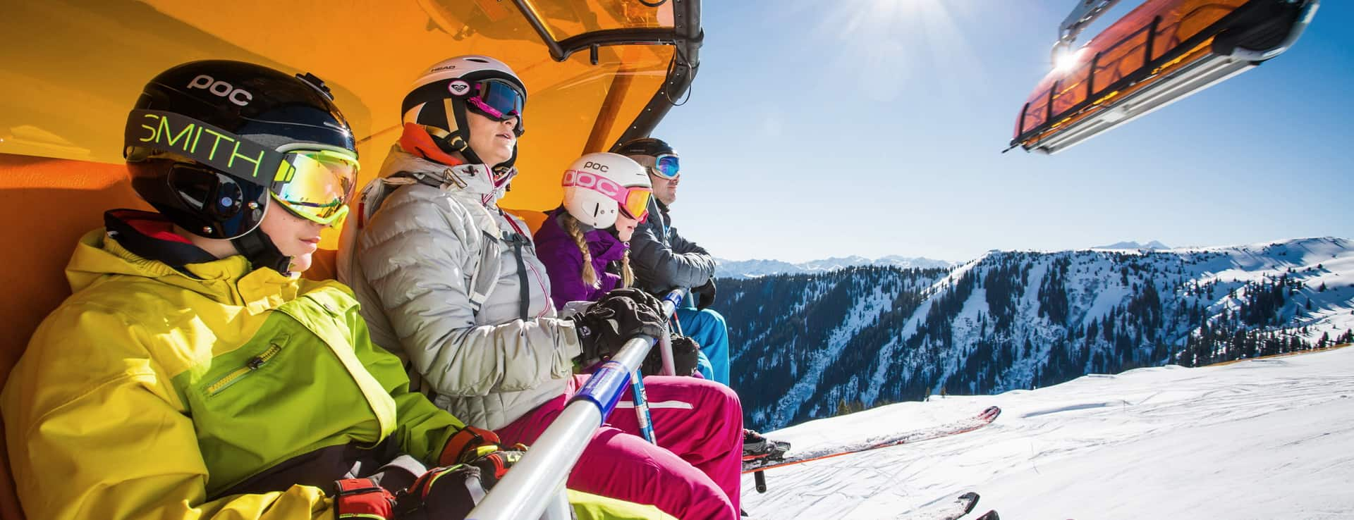 Skidsemester och skidresor med Austria Travel till Leogang
