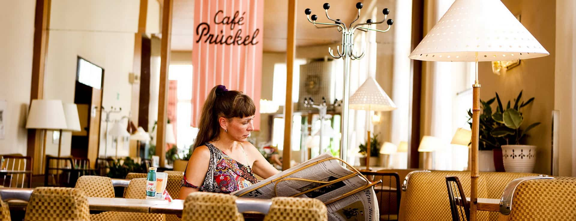 På världens finaste caféer i Wien Österrike