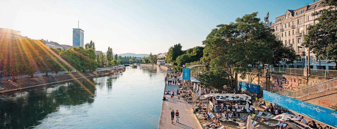 Sommar i Wien Semester i Österrike