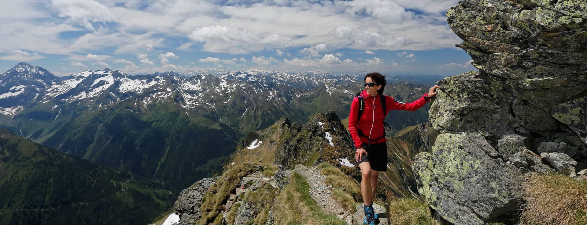 Planai Höhenweg Dachstein Österrike Schladming
