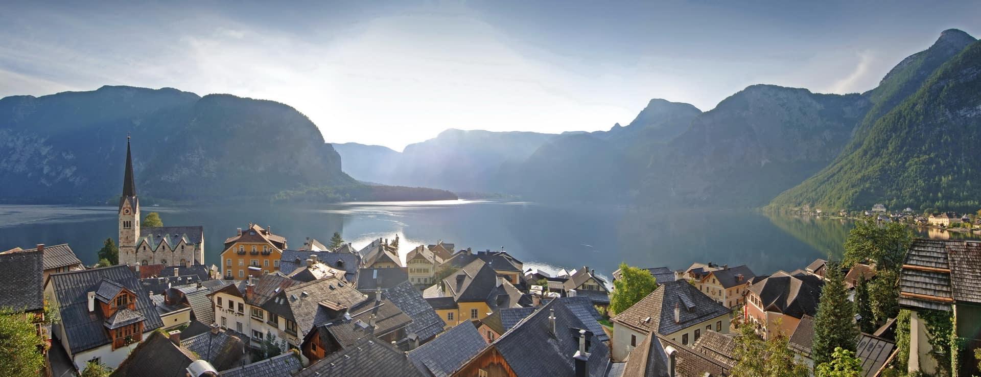 Hallstatt - semester i Österrike med Austria Travel