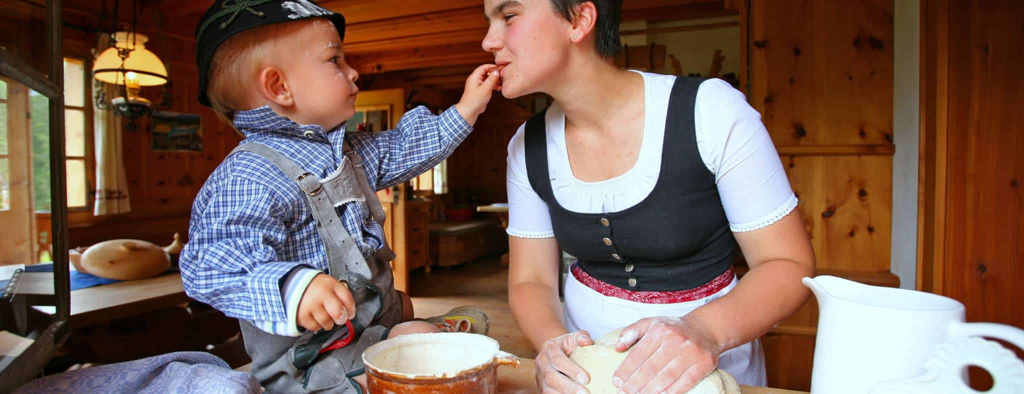 Fäbodsvandring vid Dachstein - Steinitzenalm - Salzkammergut - Semester i Österrike med Austria Travel