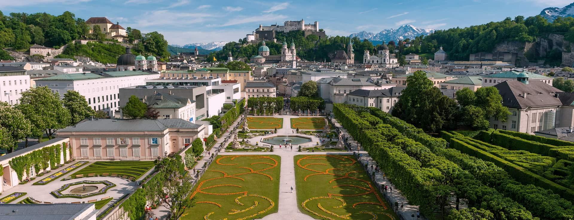 Mirabell Salzburg Österrike