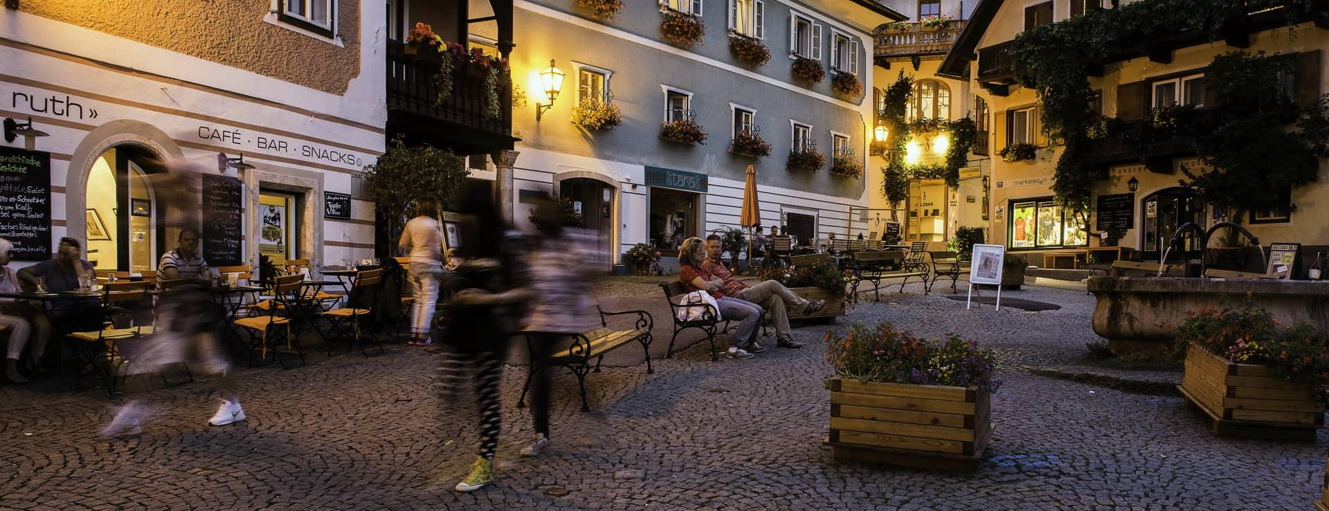 Hallstatt © Austria Travel - Thungren Österrike
