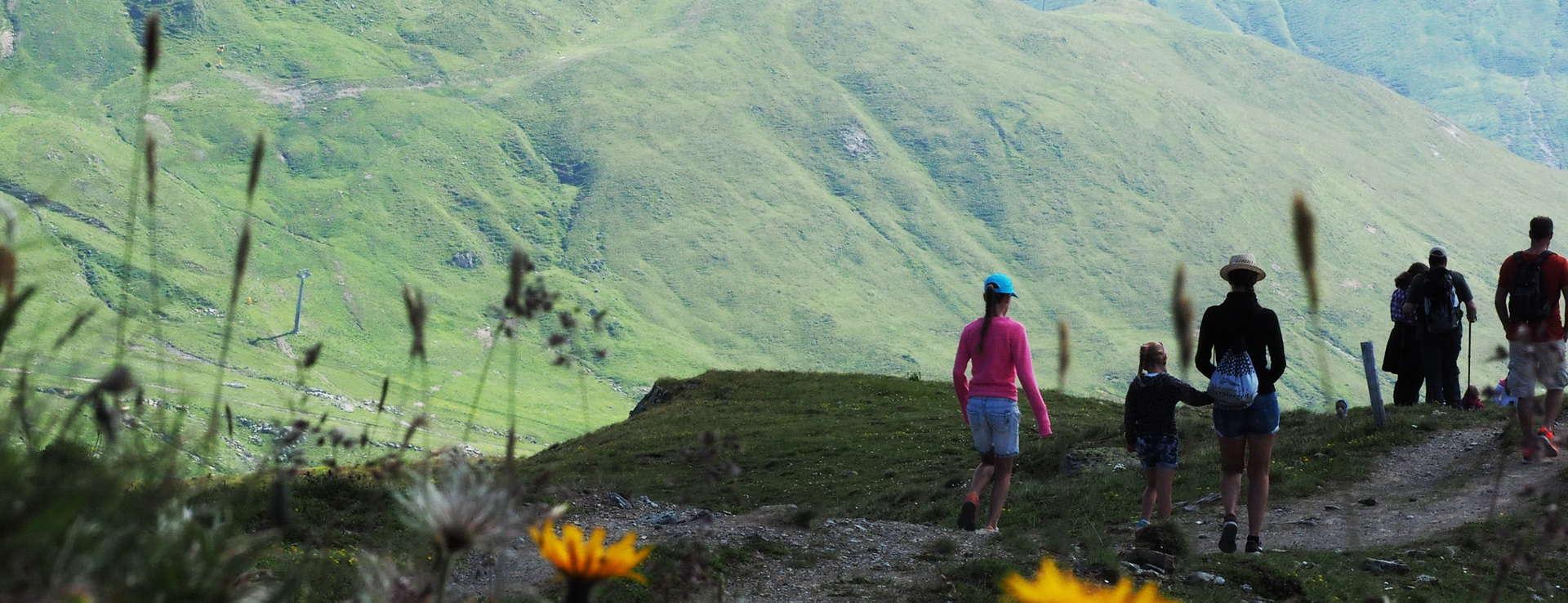 Vandra i Ischgl II Semester i Österrike Tirol