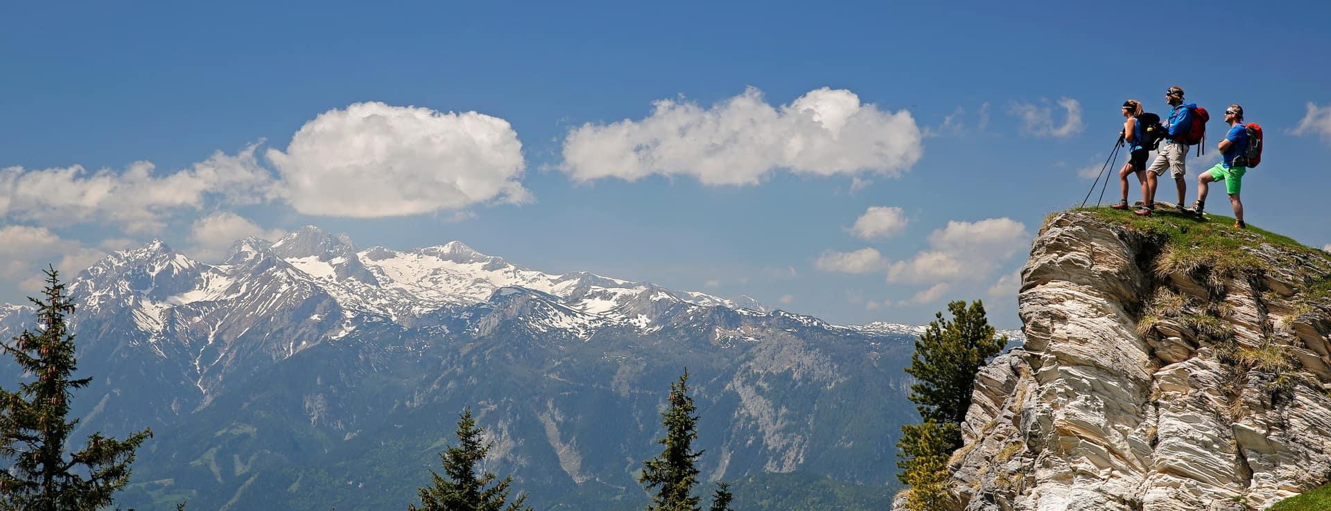 Vandra på Tauern Höhenweg - Schladming-Dachstein
