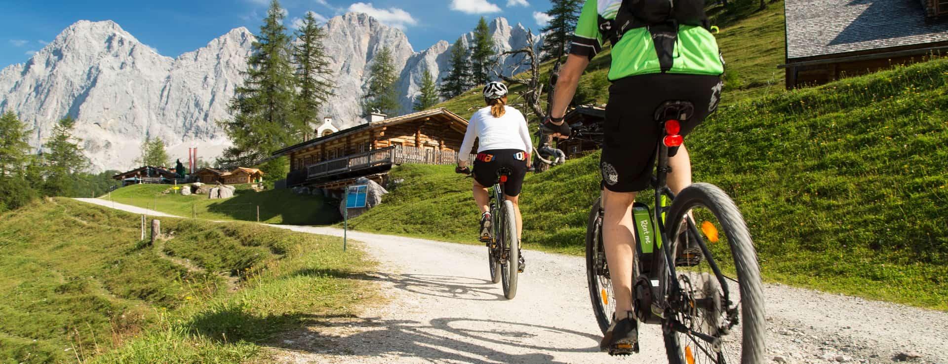 Schladming Dachstein Mountainbiken