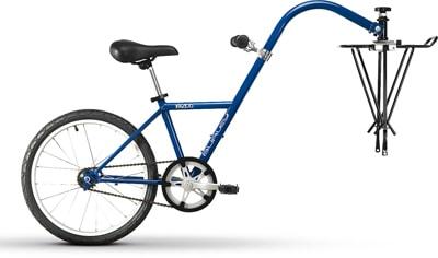 Påhängscykel