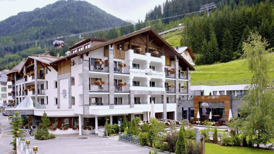 Boende på Hotel Tirol Ischgl - Austria Travel