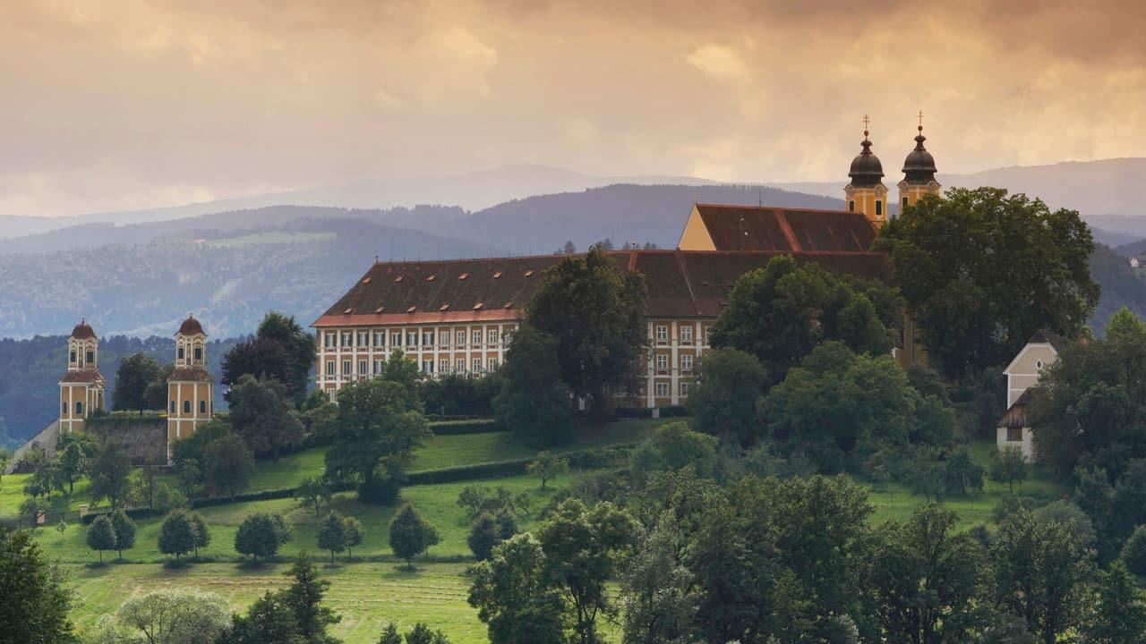 Schloss Stainz im Schilcherland Steiermark Cykling Cykla Semester i Österrike