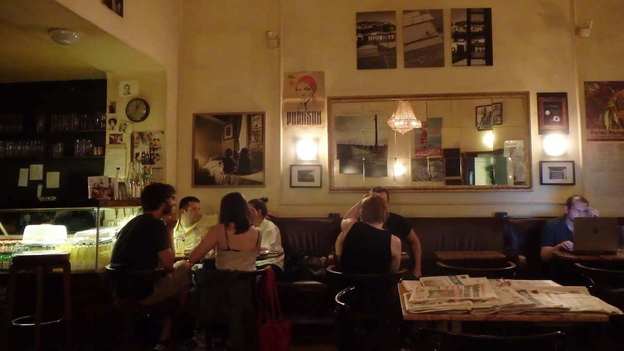 Café Kafka - Caféer i Wien - Semester i Österrike med Austria Travel
