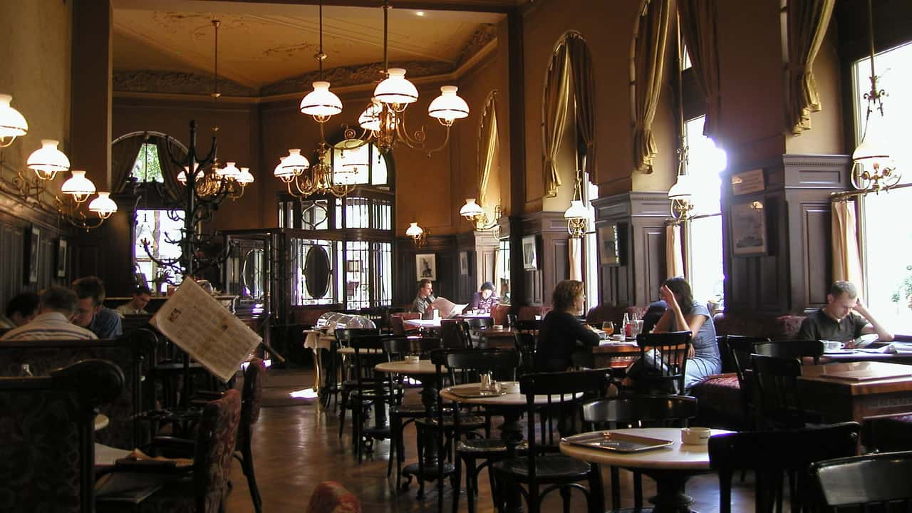 Café Sperl © Austria Travel - Rusner